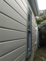 New weatherboard completed by CN Builders