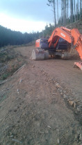Forestry - K&D Contracting Ltd - Forestry Roading/Skid Pads and general hill climb roads/Tracks