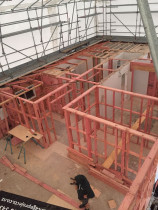 Ground floor framing luckens road