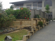 Retaining Walls - AJ & SJ Contractors