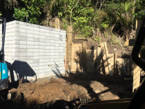 Piha job by AJLC Excavation