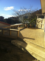 All Round Construction Ltd - Deck