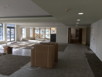 Interior painting - Brand new retirement village