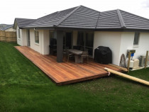 Angus Builders Ltd - Kwila deck