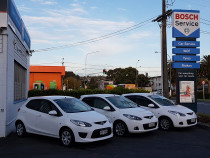 Anzac Automotive/Bosch Car Service Courtesy Cars