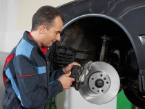Brake Technican Service at Anzac Automotive