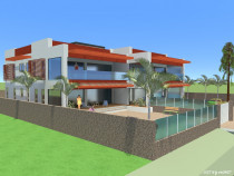 A $1.5 Million dollar project now completed by Architech Designs & Modelling Services Ltd