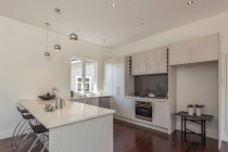 Kitchen Renovation - Architech Designs & Modelling Services Ltd