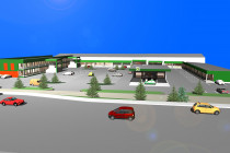 Commercial Development - Completed by Architech Designs & Modelling Services Ltd
