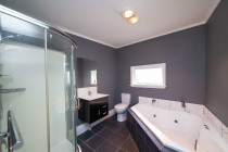 Palmerston North Full 2nd Bathroom Renovation - A.S. Building Ltd - We have a network of trusted tradies that we work along side of to get the job done.  Plumbers, Painters and Gib Stoppers