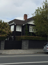 Exterior in Remuera completed by Atlantic Painting Ltd