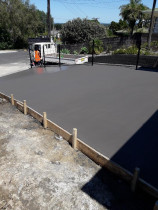 ACE Earthworks - Driveway - Driveway, black oxide
