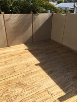 finishing deck by Audesia Property & Maintenance Ltd