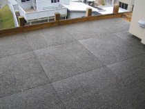 Bedrock Pavers-exposed aggregate with saw cuts