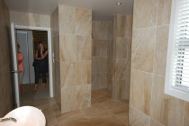 bathroom by Brett Sosich Tiling Ltd