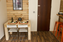 Apartment Reno/ Dinning Room by Building Maintenance & Renovation Services