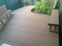 Composite decking by Buildmate Limited