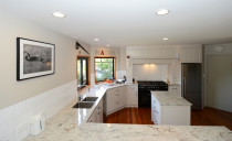 Torbay Kitchen Renovation Project completed by Built Rite Construction 2010 Ltd