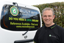 Dan your Builder proudly Built Rite Construction 2010 Ltd - Hi I'm Dan your Builder . An yes , who you see , is who you get doing the building work . That way I can ensure quality control on your project .