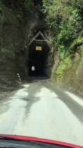 Cameron Ryan Transport | Tunnel - Oh the places you will go, This is a very cool tunnel in the middle of nowhere en route to a customers house in the King country