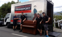 Cameron Ryan Transport | Originals - 2013 - The original Cam Ryan Crew, Floyd, Ken, Pete and Rex