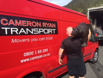 Cameron Ryan Transport | Bears - Got a bear to move? - no problem