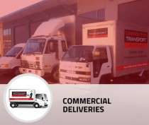 Cameron Ryan Transport | Commercial Deliveries - Commercial Deliveries are undertaken on a daily basis - let us know your needs and we would be pleased to help.