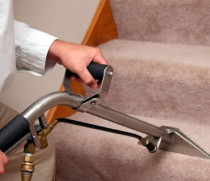 Stair Cleaning Tool - We can Steam Clean all carpeted areas of your Home