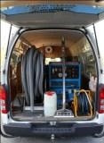 Cavendish Carpet Care - equipment used