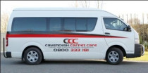 Cavendish Carpet Care - our Van