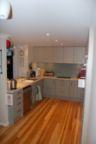 Kitchen finished by CHP Group Builders