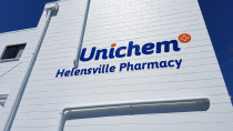 Unichem Pharmacy Rebrand - Citywide Decorators has been taking part in the re-branding of Unichem and Life Pharmacy buildings. Along with residential work we also undertake commercial projects in Auckland.