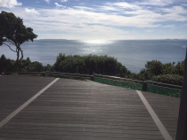 eco decking waike cliff tops