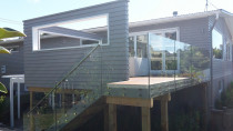 New deck in Torbay