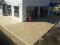 Millwater Silverdale  - Concept Decks and Fences
