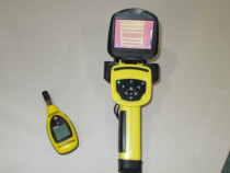 The Trotec IC080LV Thermal imaging camera and digital thermometer - This equipment is used daily to review some areas where 'hard-to-reach' or just needing review is required.