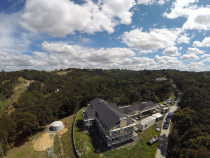 Drone photos albany home 460m2 by CWB Construction LTD