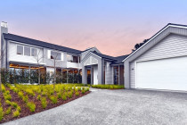 Albany executive home completed by CWB Construction LTD - 460sqm home.
