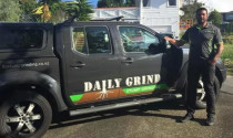 Daily Grind Stump Grinding Owner/Operator - Tai Dixon