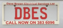P1 - Dave Brown Electrical Services