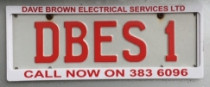 P2 - Dave Brown Electrical Services