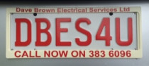 P3 - Dave Brown Electrical Services