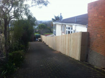 Daves Fences - 1.8M standard fence