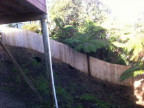 Daves Fences - 1.8M standard fence. (no terrain too tough for us)