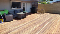 90 mm Kwila deck by DECKHQ