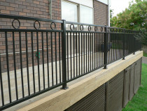 Alloy balustrade by DECKHQ