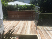A gorgeous deck