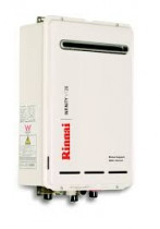 Rinnai Infinity - Deep in.. Plumbing Limited