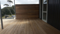 Vitex deck and screen
