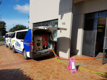 Commercial flood repair and office carpet cleaning, - Portable and van mounted units available, get the best clean possible!